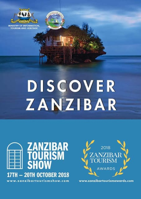 Zanzibar sets for second, Grand Tourism Show in September