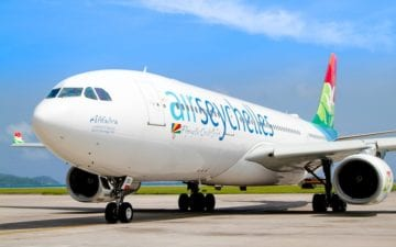Air Seychelles reacts after COVID-19 arrived in the Vanilla Island Region
