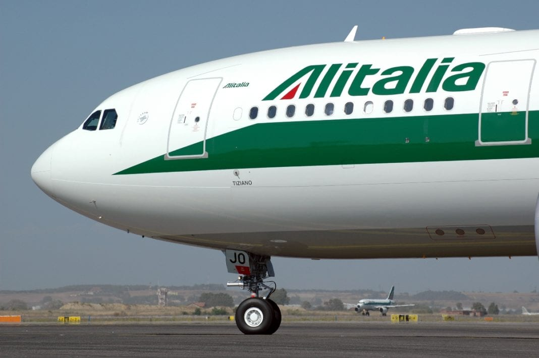 Alitalia airline: The ongoing medley