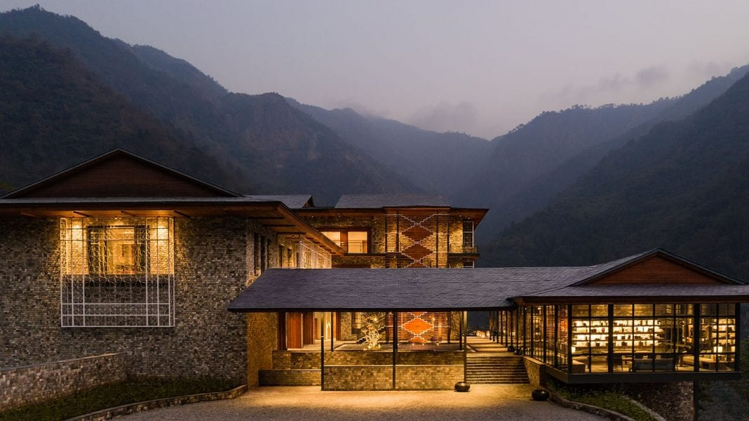 Indian Hotels Company announces new hotel in Rishikesh