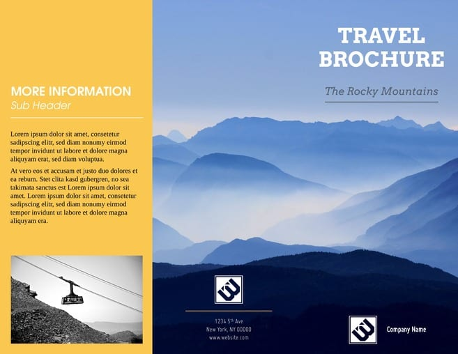 , Remember these factors for brochure printing, Buzz travel | eTurboNews |Travel News