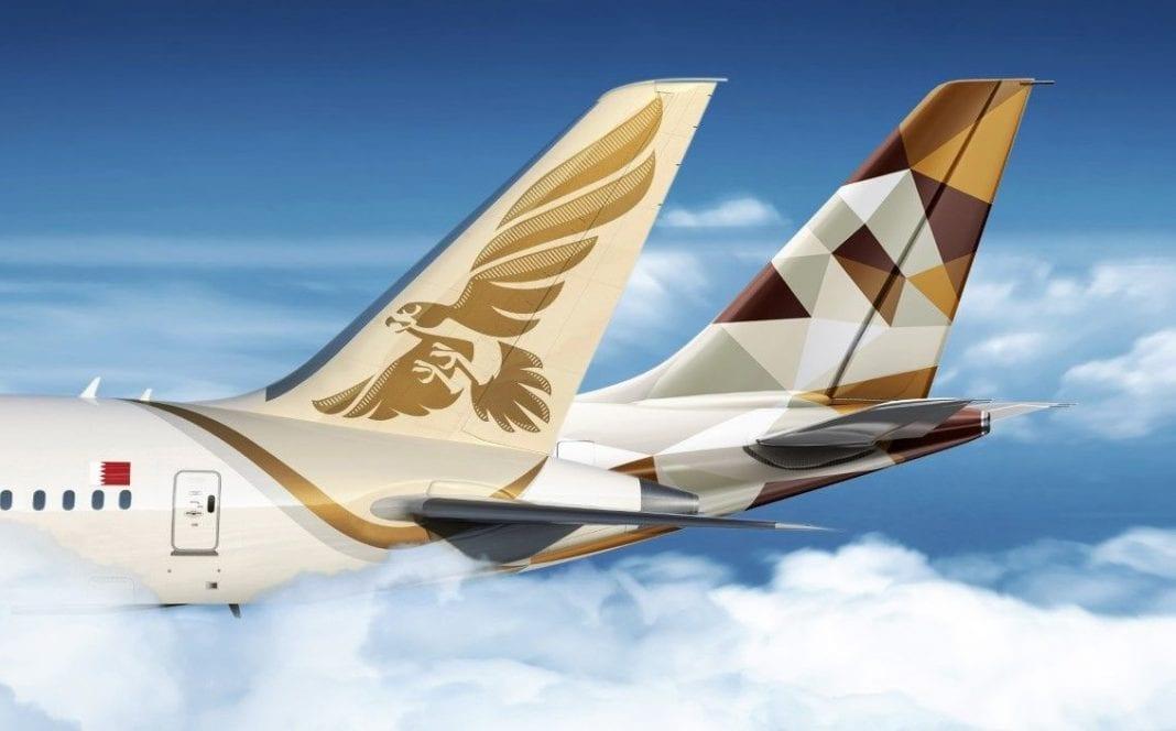 Etihad Airways signs codeshare with Gulf Air