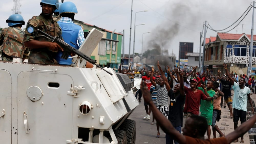 US Advisory for Democratic Republic of Congo: Reconsider travel