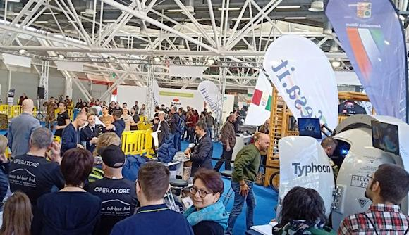 Outdoor Expo 2019 at Bologna celebrates adventure and sports tourism