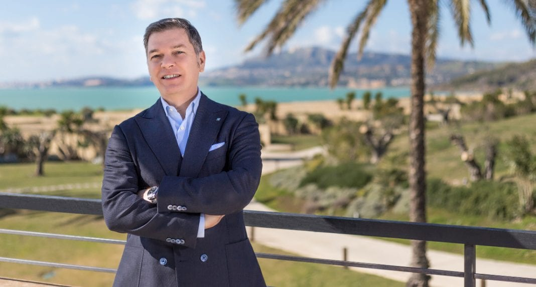 New GM at Verdura Resort in Sicily