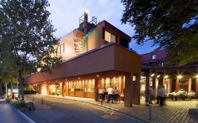 Hotel de Parc in Baden Switzerland rebranded as Swiss-Belhotel Du Parc