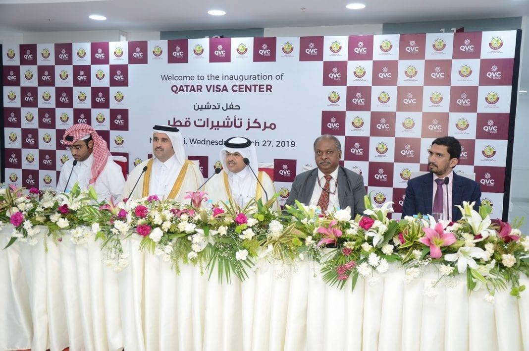 New Delhi welcomes new Qatar Visa Center