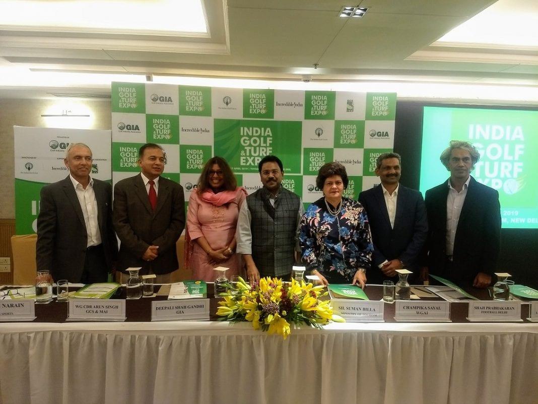India targeting revenue through golf tourism