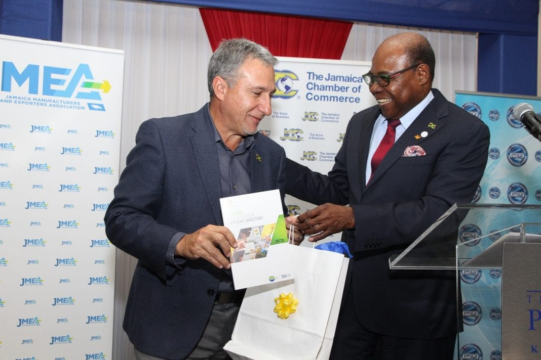 Bartlett unveils 2019/2020 Jamaica Tourism Suppliers Directory