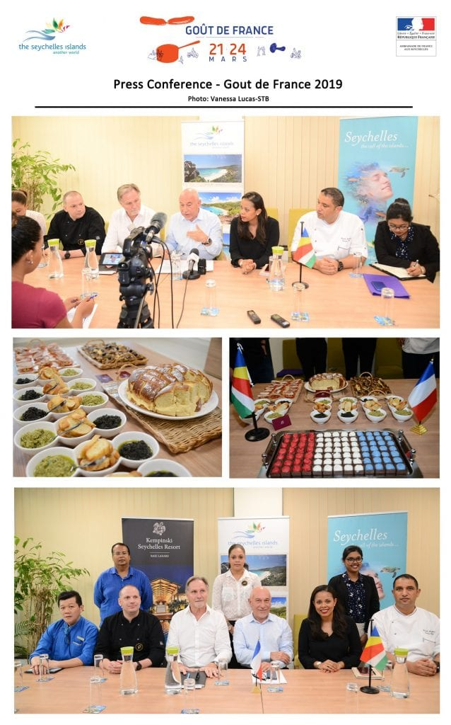 , Seychelles to join international culinary event Goût de France/Good France for its fifth edition, Buzz travel | eTurboNews |Travel News