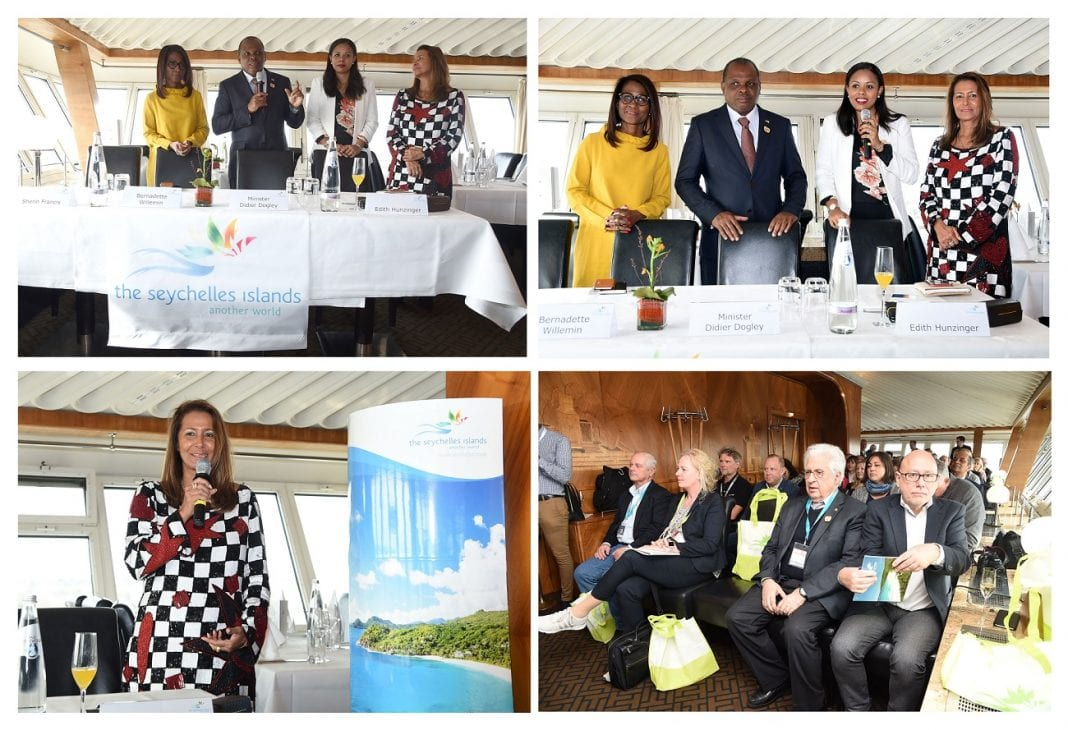Seychelles eco-friendly tourism efforts put forward in Germany