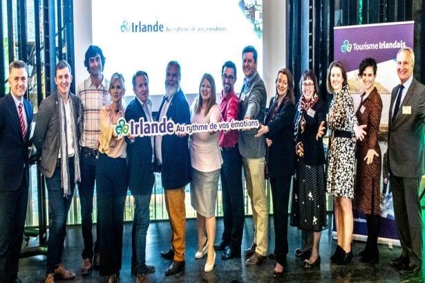 "Tourism Ireland: Ensuring Ireland is ""Top Of Mind"""