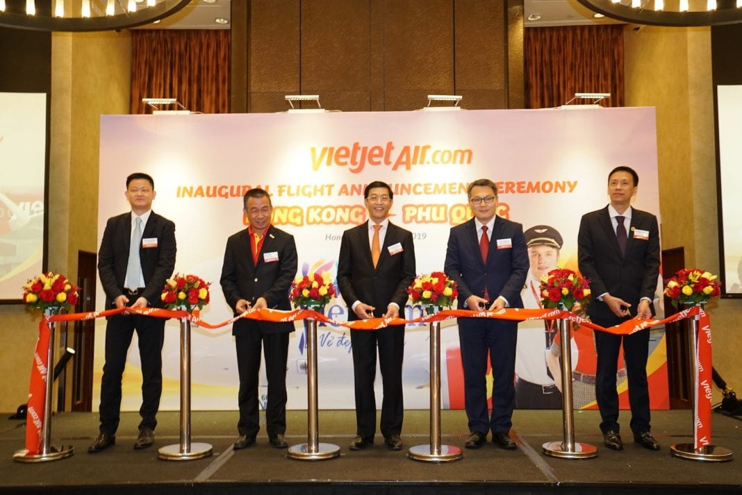Vietjet launches direct route between Hong Kong and Phu Quoc