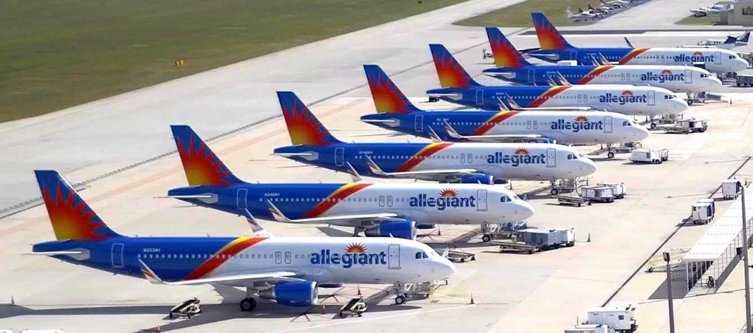 ", Airbus launches ""Skywise Health Monitoring"" with Allegiant Air, Buzz travel 