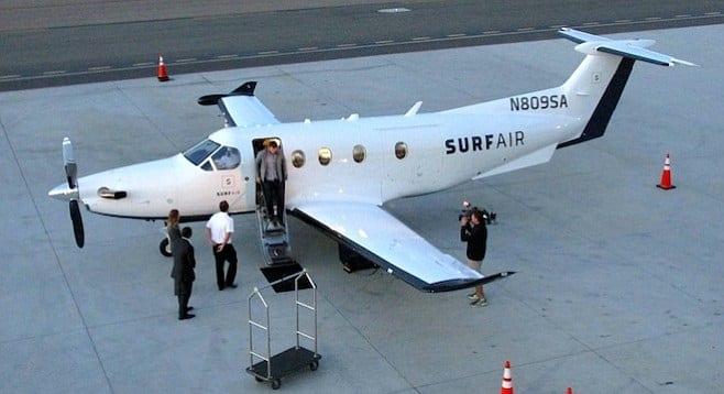 California-based Surf Air eyes profitability in 2019