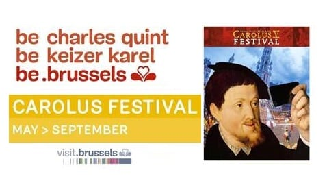 Relive the spirit of the Renaissance during Brussels' Carolus V Festival