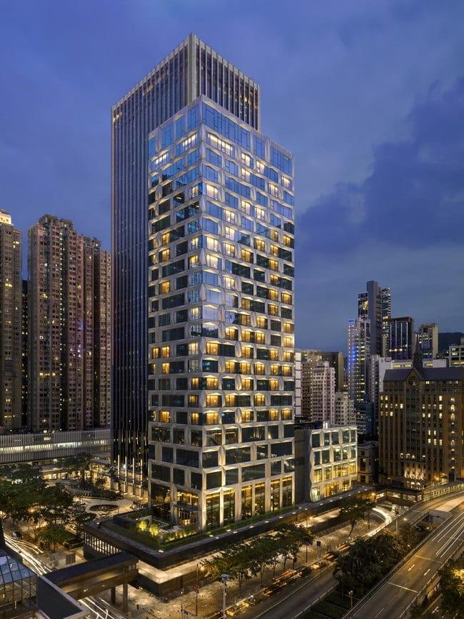 Marriott International opens its 7,000th property