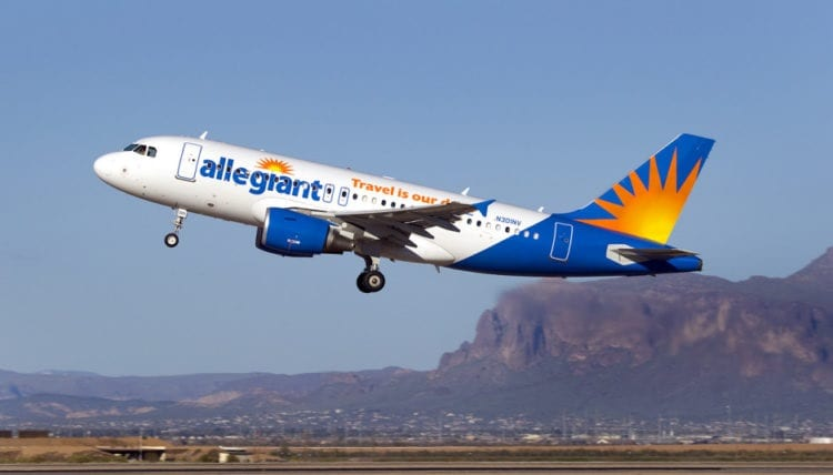 , Allegiant Air to offer scheduled service to Mexico, Buzz travel | eTurboNews |Travel News