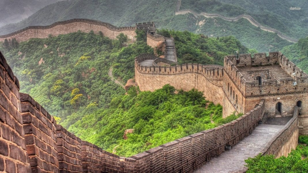 """, China announces Great Wall """"emergency repair"""" over next 5 years, Buzz travel 