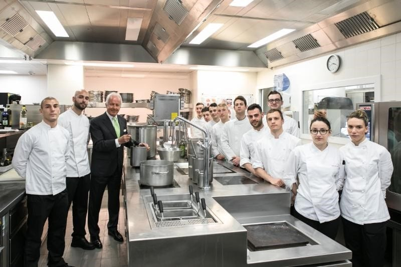 Hotel Hassler Roma welcomes new Executive Chef at Imago