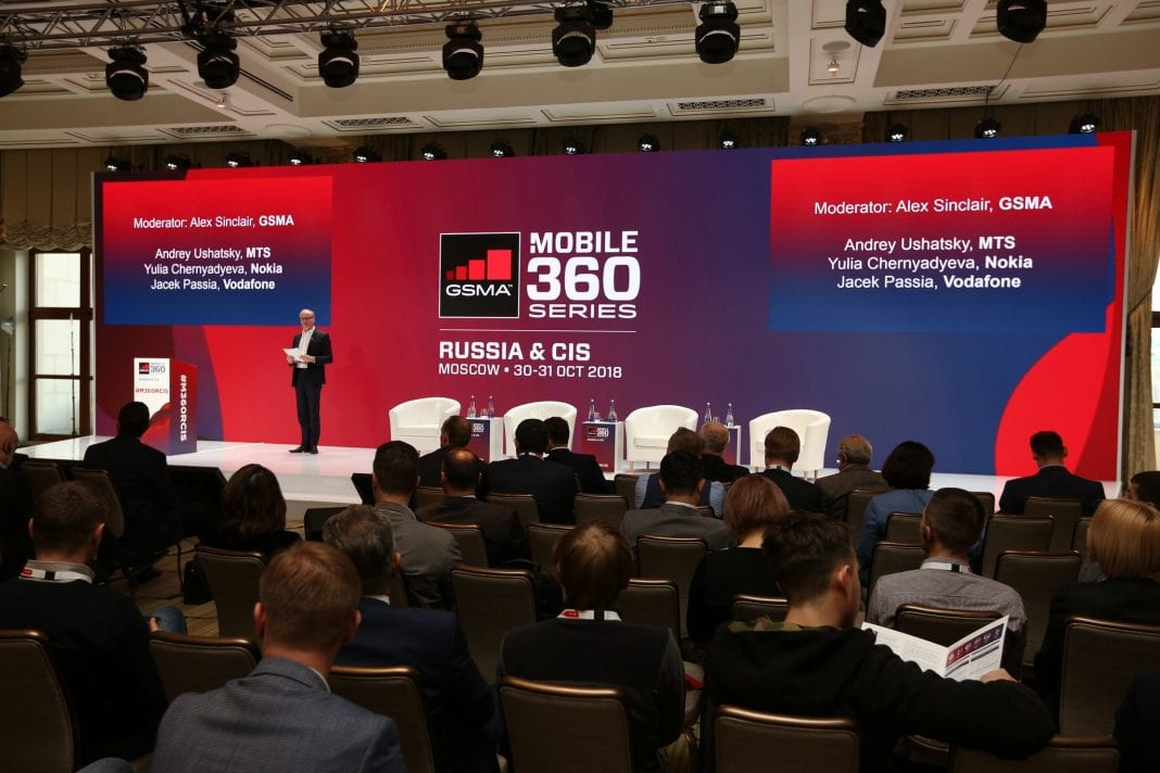 Moscow selected to host annual GSMA Mobile 360 Series event