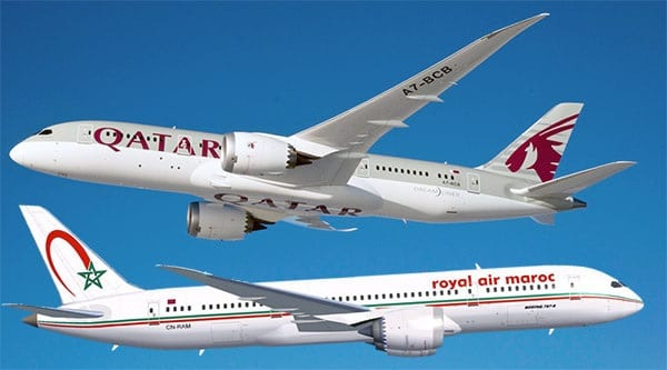 Qatar Airways expands agreement with Royal Air Maroc, launches services to Rabat