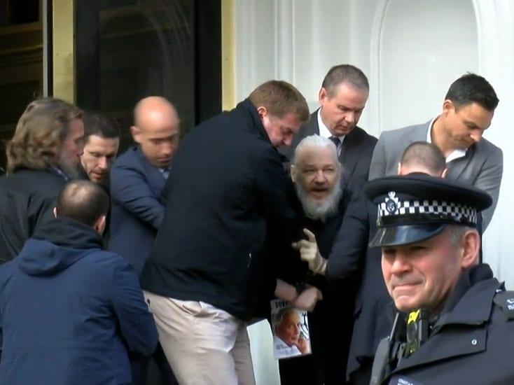 , WikiLeaks founder Assange arrested in London after Ecuador axes asylum deal, Buzz travel | eTurboNews |Travel News