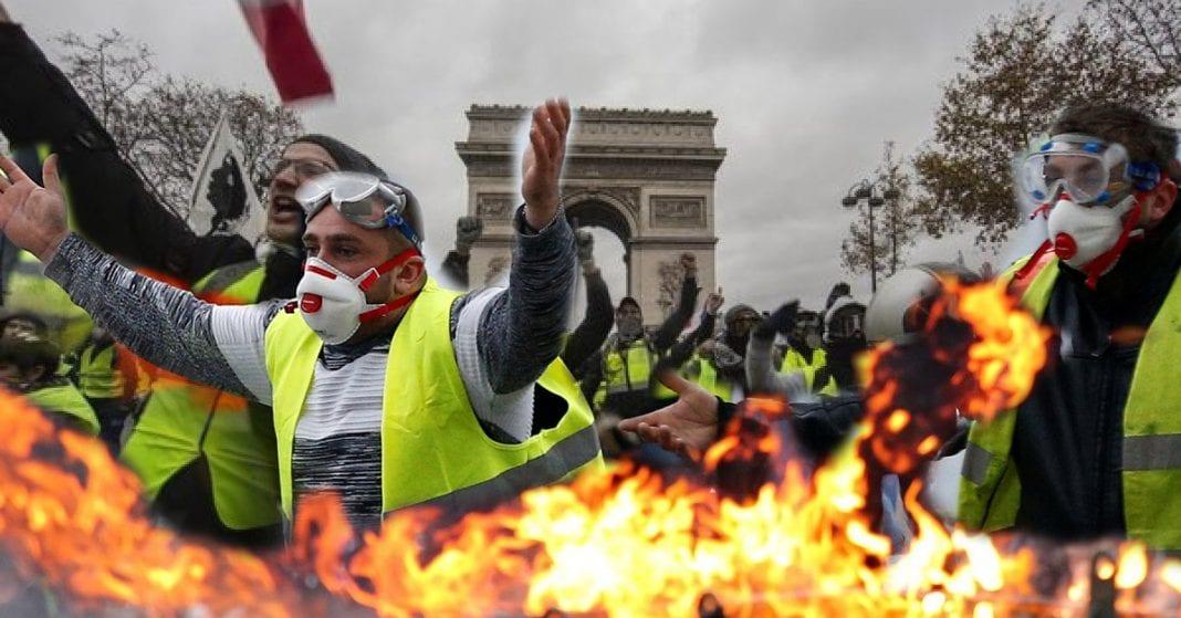 France remains world's top tourist destination despite 'Yellow Vests' nuisance