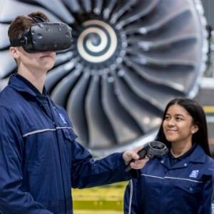 , Qatar Airways partners with Rolls-Royce to trial its Virtual Reality training tool, Buzz travel | eTurboNews |Travel News