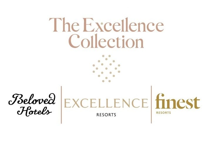 Excellence Group Luxury Hotels & Resorts rebranded