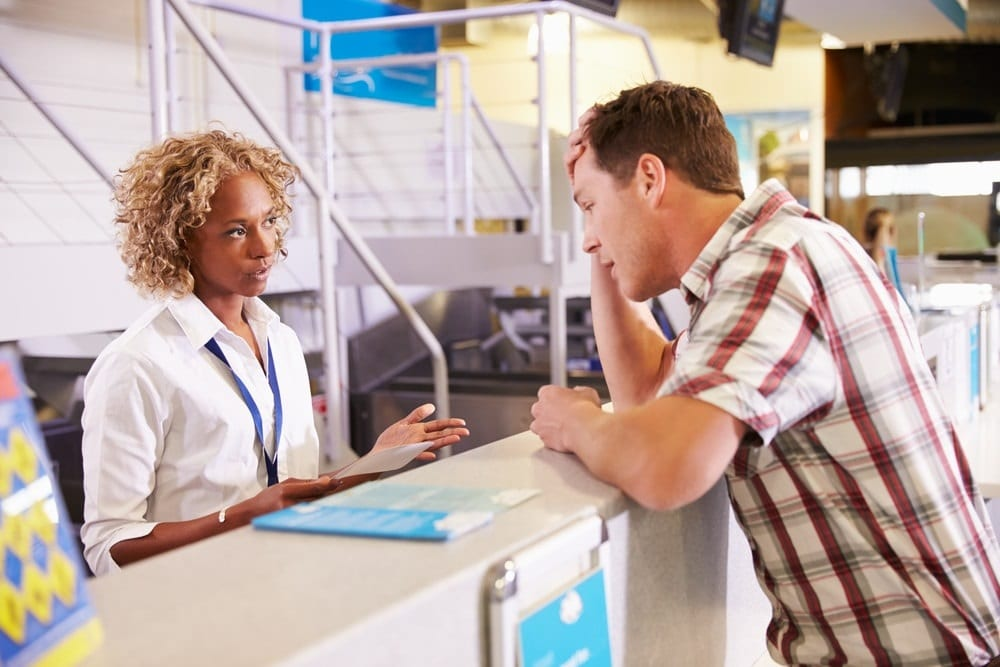 US airlines wrongfully reject over 25% of their passengers' compensation claims