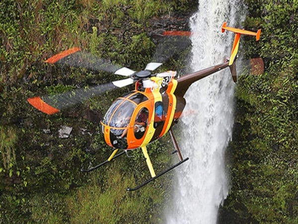 , Tour helicopter crash lands in Oahu's Sacred Falls Valley, Buzz travel | eTurboNews |Travel News
