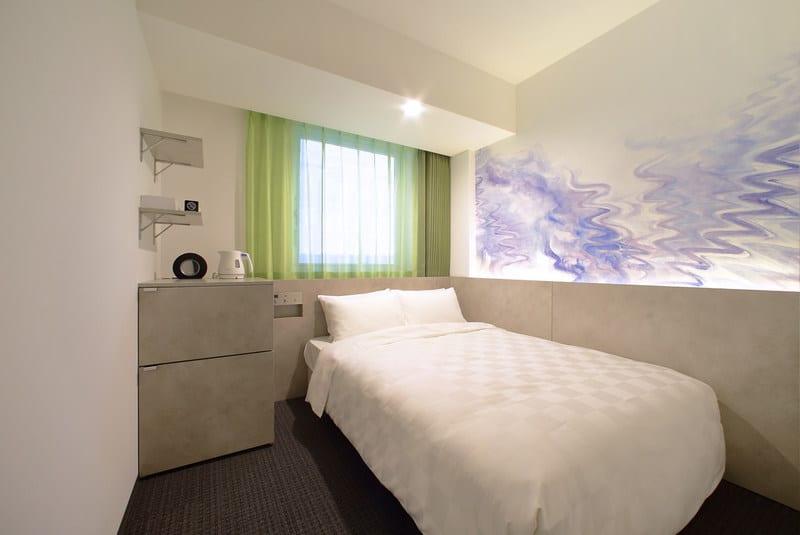 Art Gallery or Hotel? Hotel Oriental Express in Tokyo Ginza