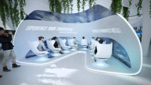 , Proud Emirates Revealed: The Emirates Pavilion, Buzz travel | eTurboNews |Travel News
