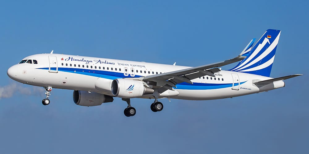 Himalaya Airlines new service Kathmandu to Nepal is good news for tourism