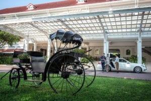 , Hua Hin historic sightseeing tram tour visits Centara Grand Beach Resort & Villas Hua Hin, Buzz travel | eTurboNews |Travel News