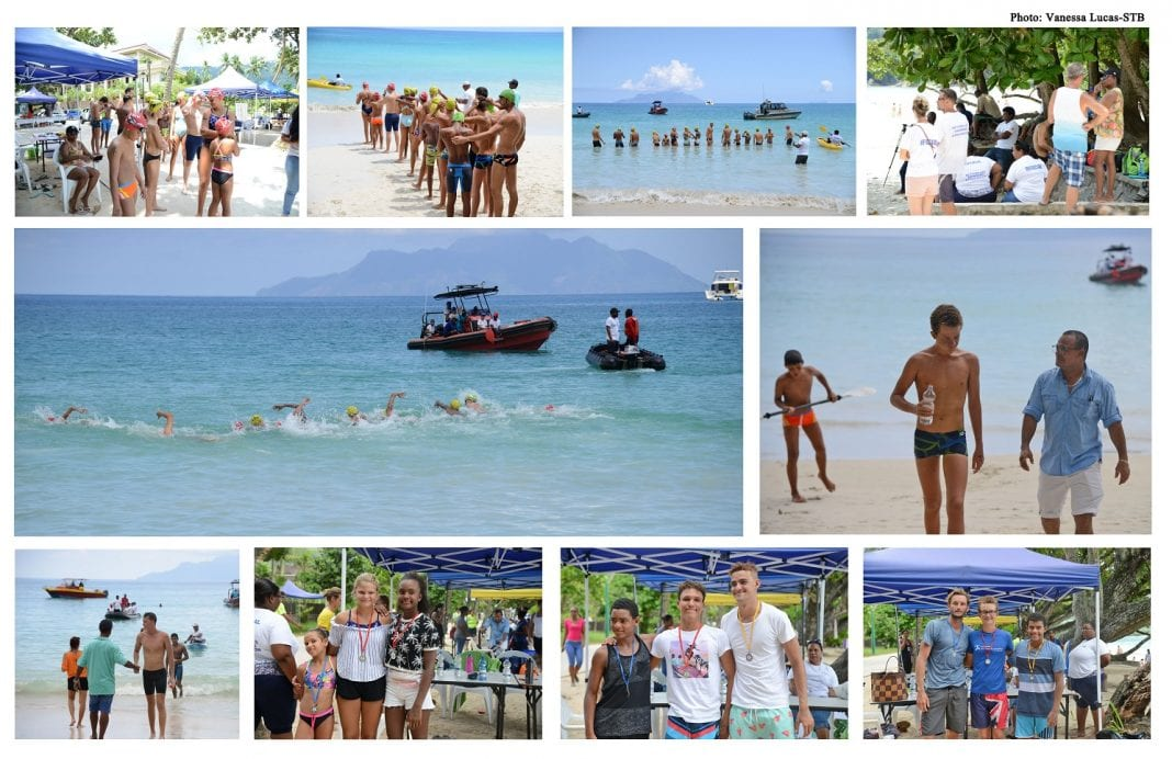 Seychelles receives honor of hosting FINA CNSG Open Water World Series 2019