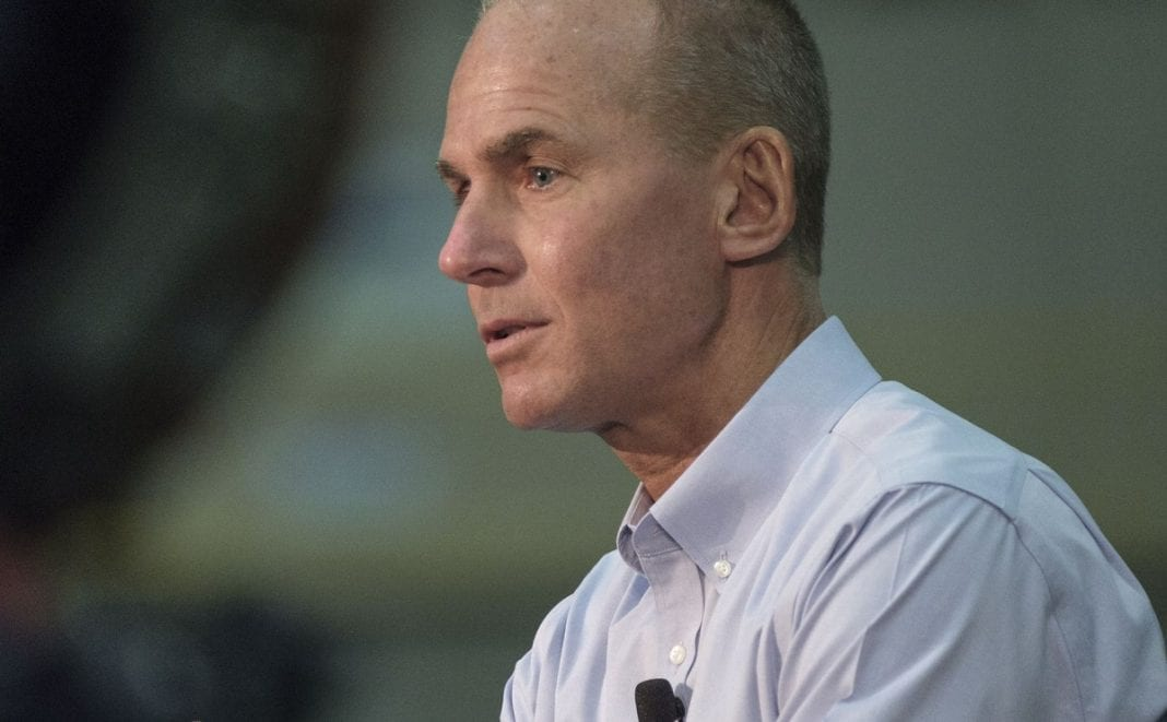 Boeing CEO: Safety is our responsibility, and we own it