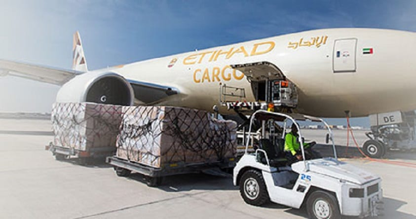 Etihad answers the question: How can we better handle your air cargo?