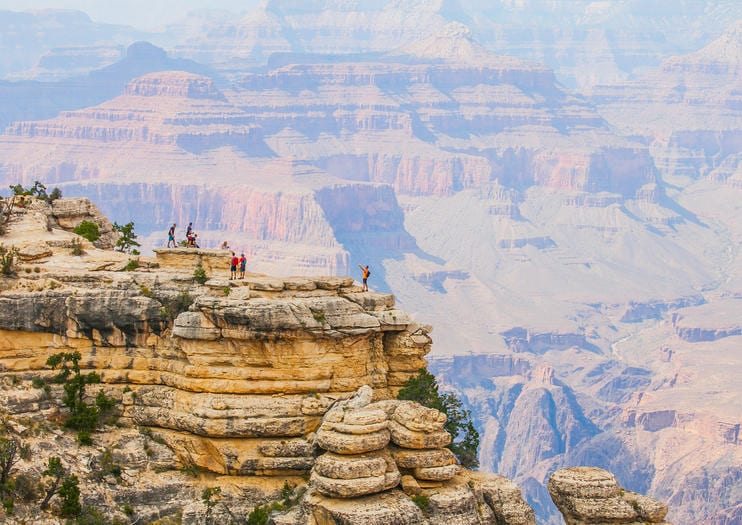 , Senior tourist dies at Grand Canyon after fall, Buzz travel | eTurboNews |Travel News