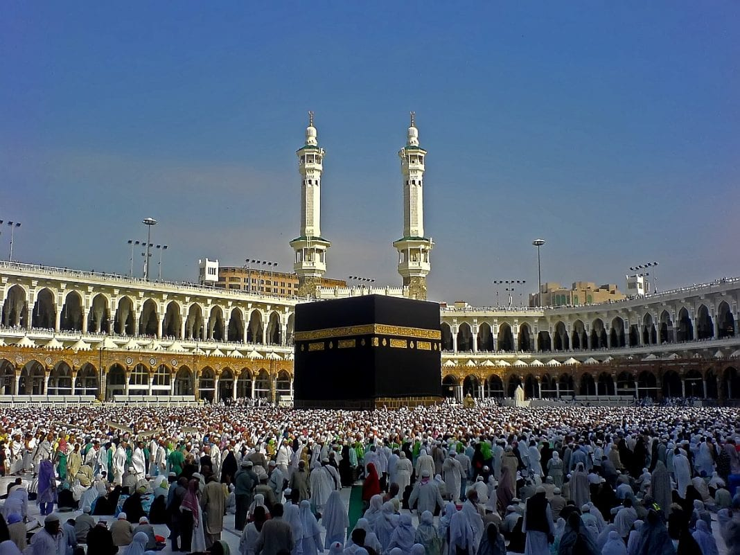 UK Civil Aviation Authority issues warning to Hajj travelers