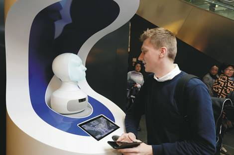 , Fraport and Deutsche Bahn to Test Artificial Intelligence at Frankfurt Airport, Buzz travel | eTurboNews |Travel News