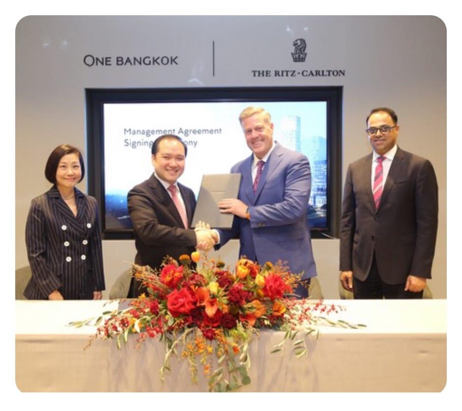 , Marriott to Open Ritz Carlton Bangkok, Buzz travel | eTurboNews |Travel News