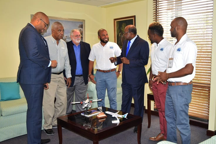 , Bartlett holds discussions with Jamaica Civil Aviation Authority, Buzz travel | eTurboNews |Travel News