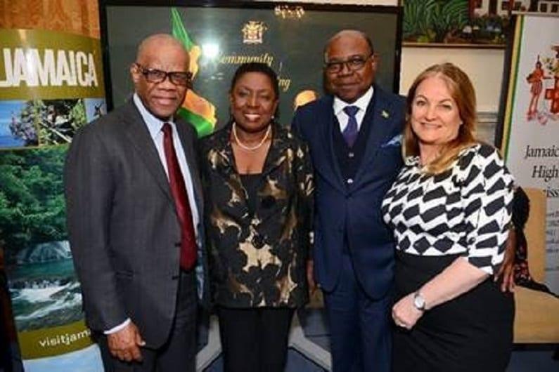 Bartlett hosts successful community meeting with Jamaican Diaspora in the UK