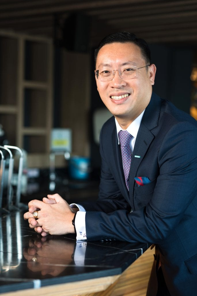 New GM appointed at Le Meridien Kota Kinabalu
