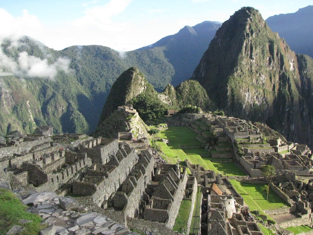 Peru working to welcome more tourists to Machu Picchu