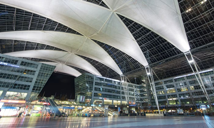 Munich Airport welcomes new US destination