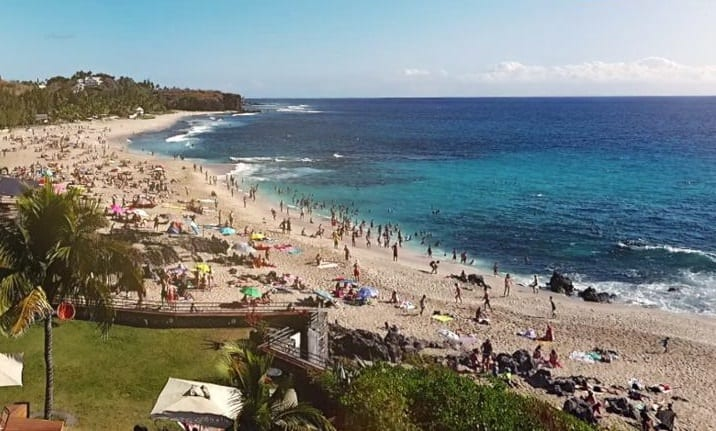 Reunion Island breaks tourist arrivals record