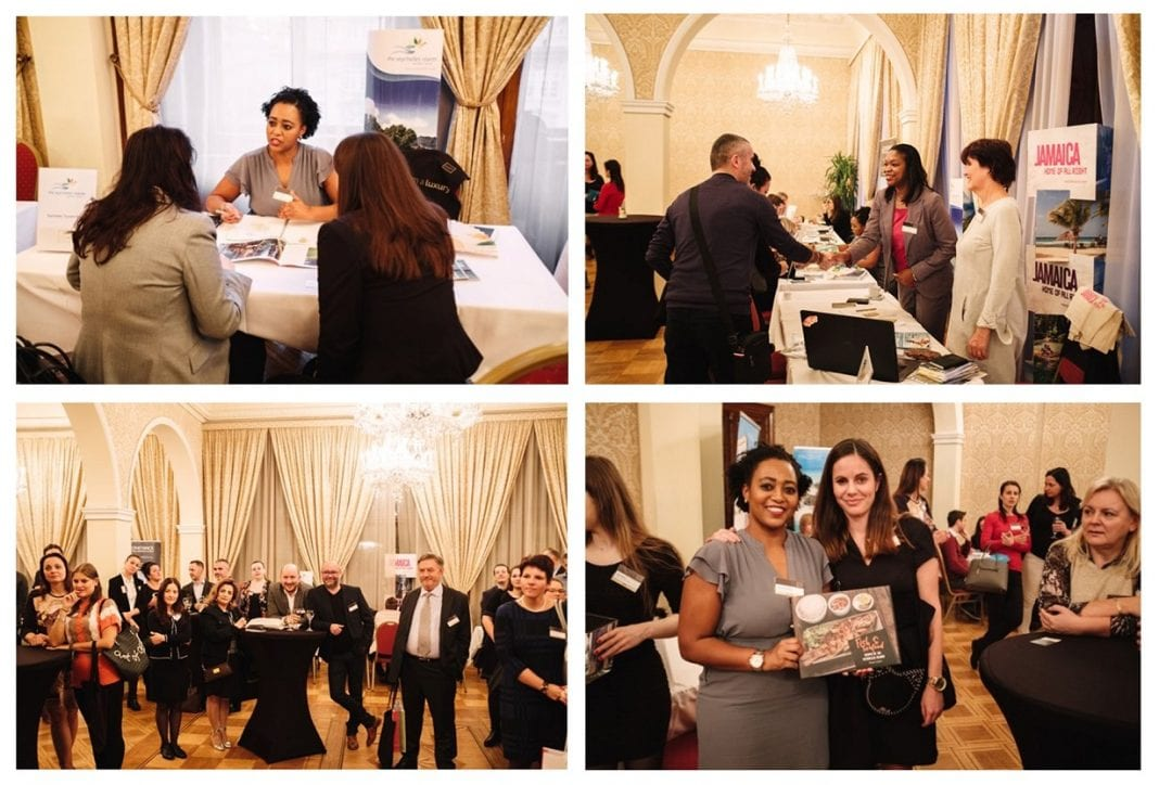 Seychelles present at Access Luxury Travel Show Workshop in capital city of Czech Republic